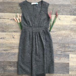 3/$25 Anthro Sparrow 100% Merino Wool Knit Dress